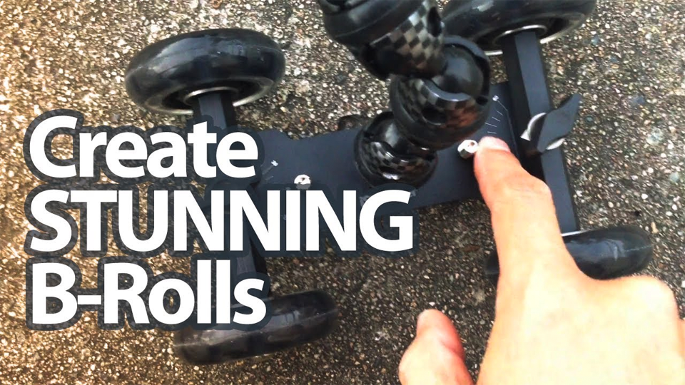 Create STUNNING B-Rolls For Your Videos