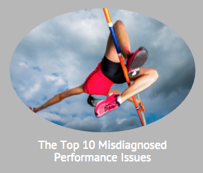 10 Misdiagnosed Sports Issues
